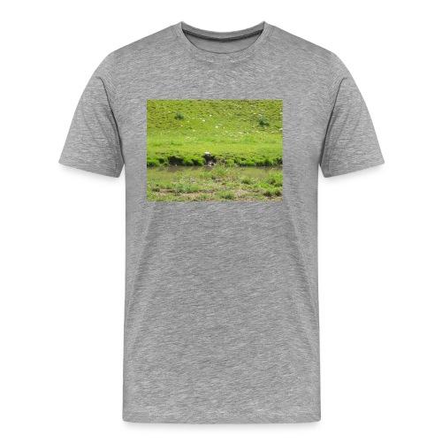creek - Men's Premium T-Shirt