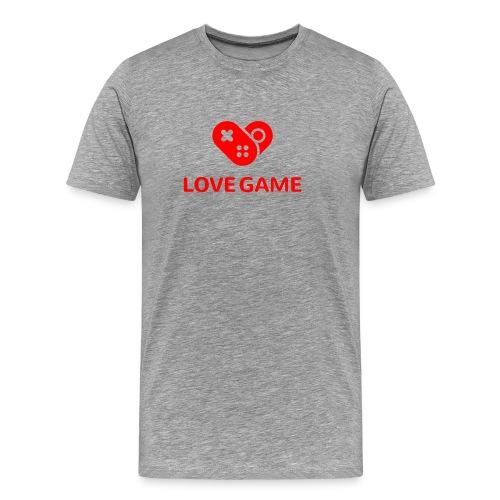 I love this game logo - Men's Premium T-Shirt