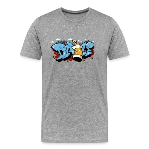 Graffiti art, Hip-Hop Style, Street Wear - Men's Premium T-Shirt
