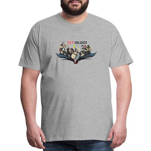 FetSoldier - Group - Men's Premium T-Shirt