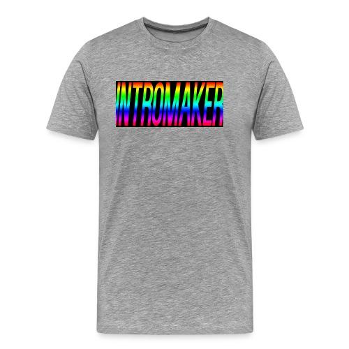 intromaker T SHIRT - Men's Premium T-Shirt