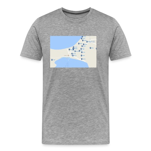 hEy - Men's Premium T-Shirt