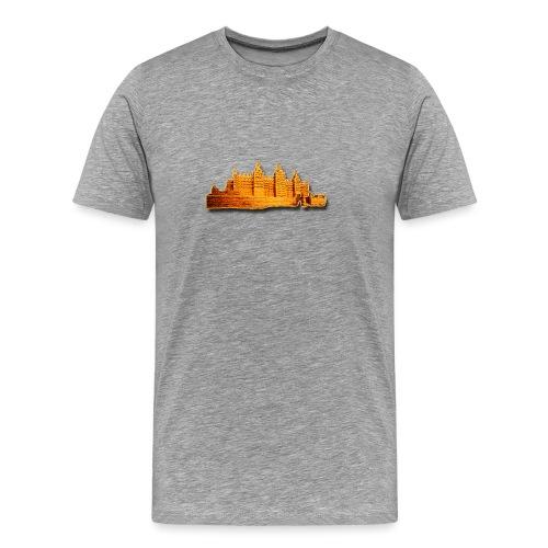 SBC castle - Men's Premium T-Shirt