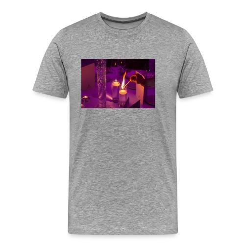 Violet Twilight Magick - Men's Premium T-Shirt
