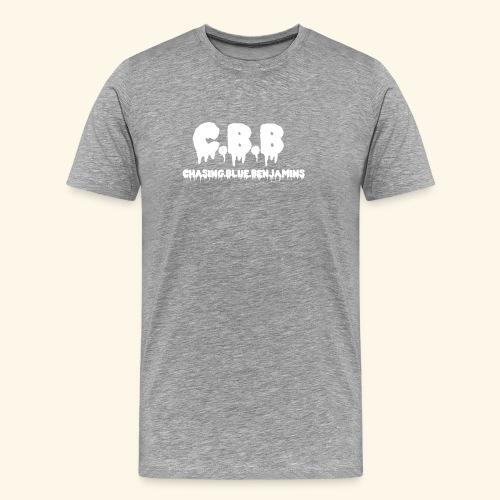 Chasing Blue Benjis - Men's Premium T-Shirt