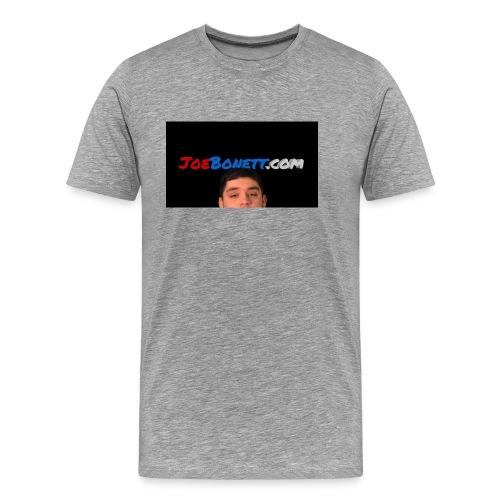 JoeBonett.com - Men's Premium T-Shirt