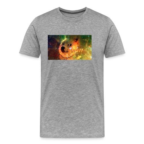 Wow Doge - Men's Premium T-Shirt