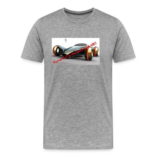 farrari - Men's Premium T-Shirt