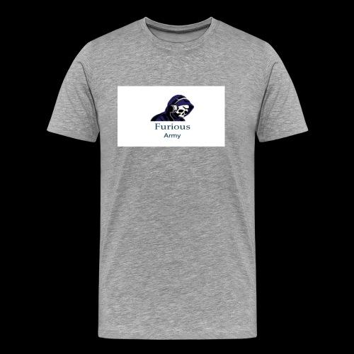 savage hoddie - Men's Premium T-Shirt