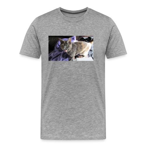 meow - Men's Premium T-Shirt