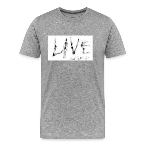 LIVE t-shirt - Men's Premium T-Shirt