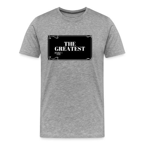 MOTIVATION / AFFIRMATION - Men's Premium T-Shirt