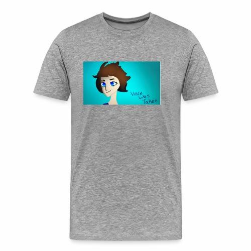 VinceWasTaken-New - Men's Premium T-Shirt