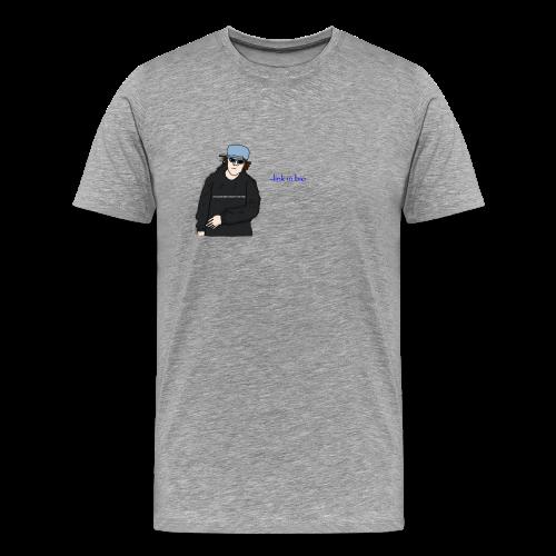 Link in bio tee 2 - Men's Premium T-Shirt