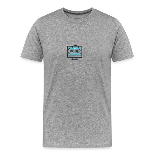 #CodesIsTheBestOwner - Men's Premium T-Shirt