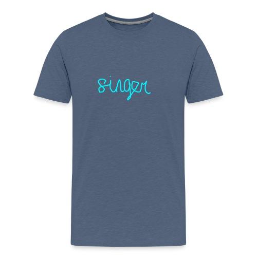 SINGER - Men's Premium T-Shirt