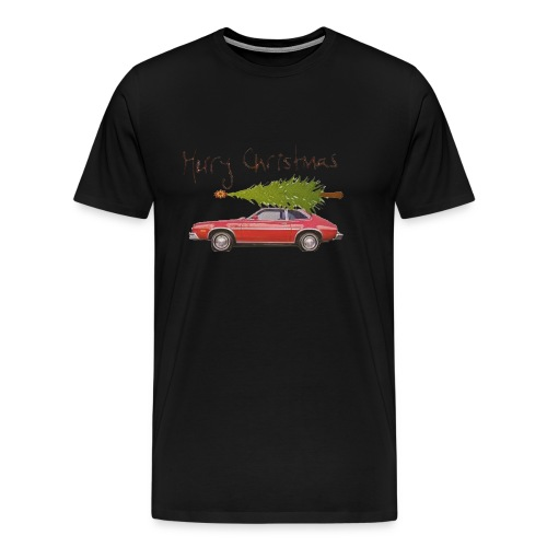 Ford Pinto Merry Christmas - Men's Premium T-Shirt