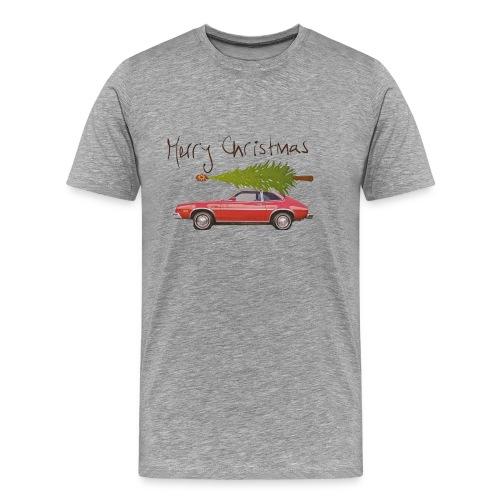 Ford Pinto Merry Christmas - Men's Premium T-Shirt