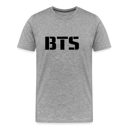 BTS Wordmark svg - Men's Premium T-Shirt