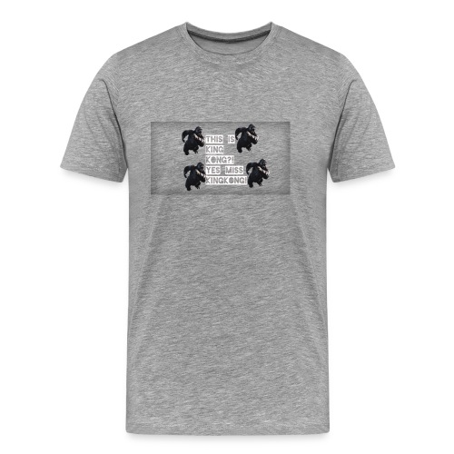 KINGKONG! - Men's Premium T-Shirt