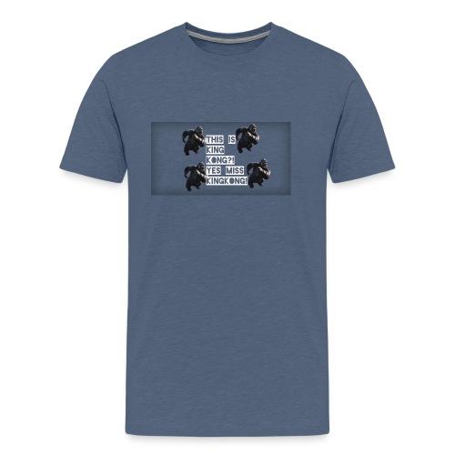 KINGKONG! - Men's Premium T-Shirt