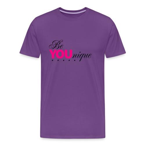 Be Unique Be You Just Be You - Men's Premium T-Shirt