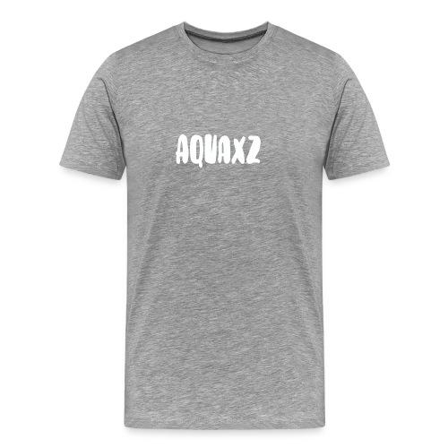 Aquaxz Merch Shirt - Men's Premium T-Shirt