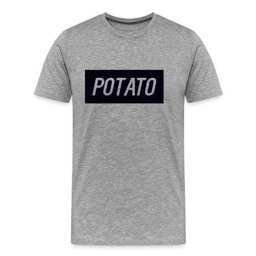 The Potato Shirt - Men's Premium T-Shirt