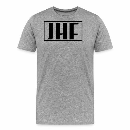 JHF logo 2 - Men's Premium T-Shirt