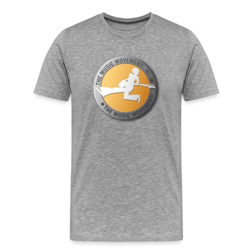 The Music Movement - Men's Premium T-Shirt