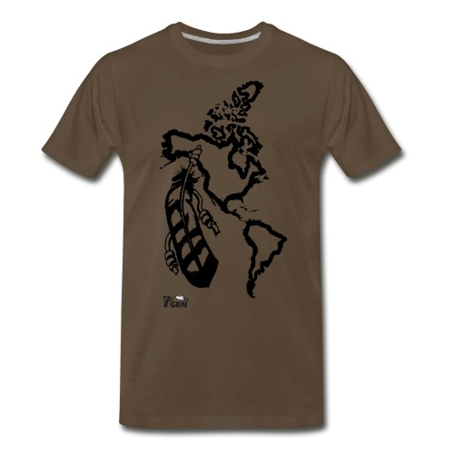NativeLand - 7thGen - Men's Premium T-Shirt