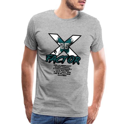 THE X FACTOR - Men's Premium T-Shirt