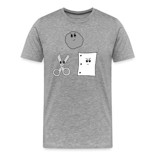 The Never Ending Battle - Men's Premium T-Shirt