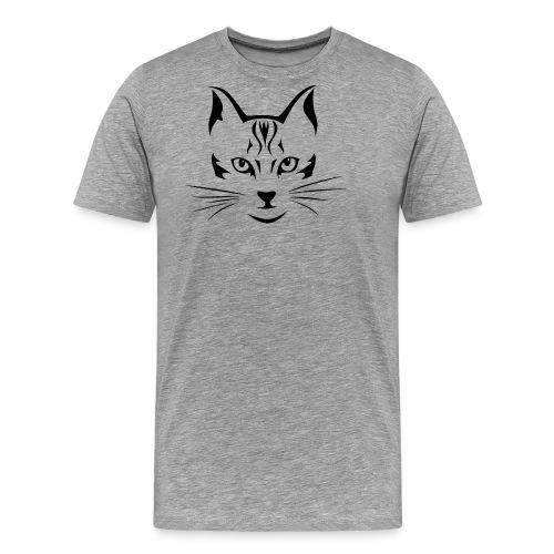 BLACK CAT - Men's Premium T-Shirt