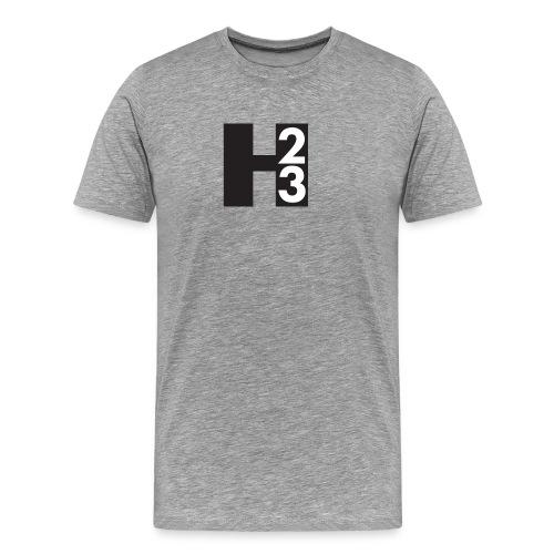 H23 Logo - Men's Premium T-Shirt