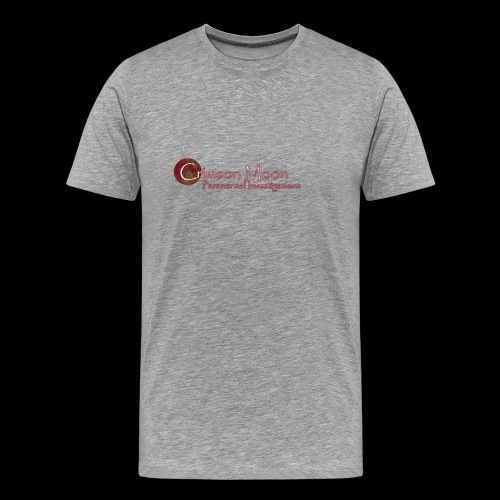 Crimson Moon PI - Men's Premium T-Shirt