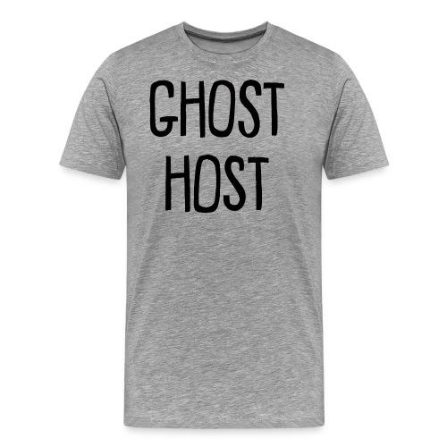 Ghost Host Design - Men's Premium T-Shirt