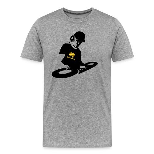 MLR DJ Man - Men's Premium T-Shirt