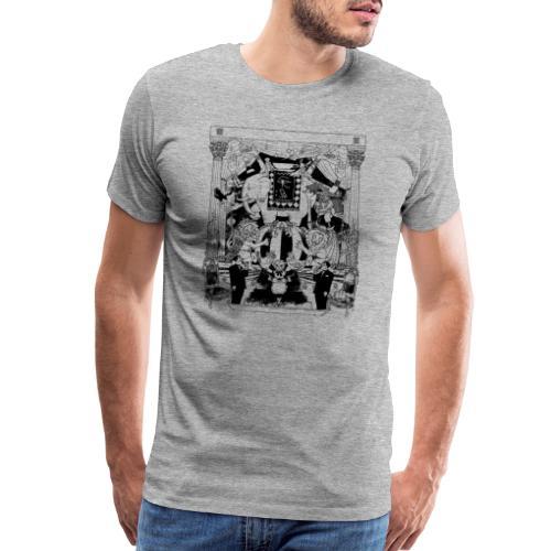 black chai tee - Men's Premium T-Shirt