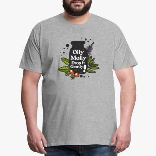 Essential Oil Tshirt - Men's Premium T-Shirt