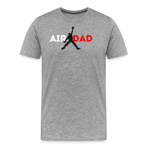 AirDad Brand - Men's Premium T-Shirt