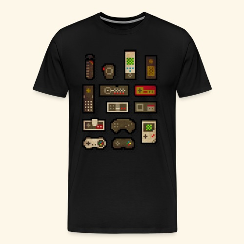 pixelcontrol - Men's Premium T-Shirt