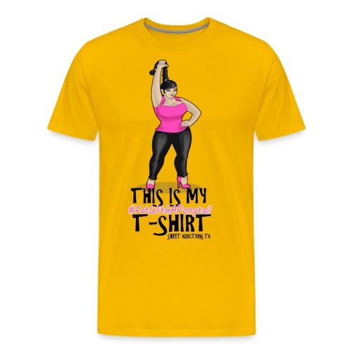 CandyW - Men's Premium T-Shirt