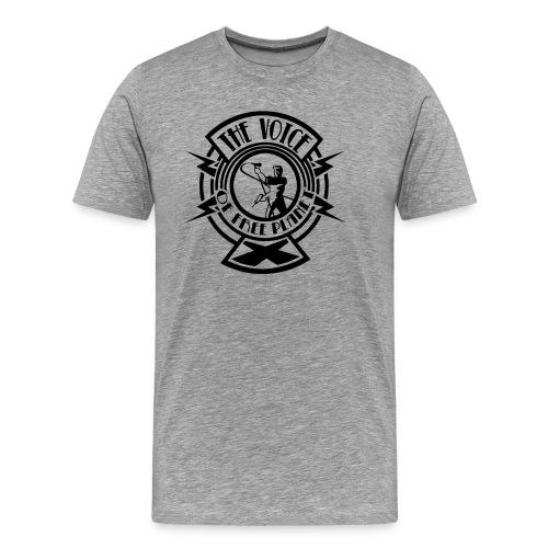 free_planet_x - Men's Premium T-Shirt