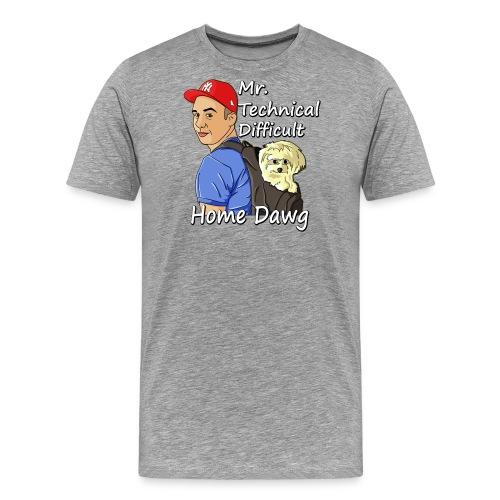 Home Dawg png - Men's Premium T-Shirt