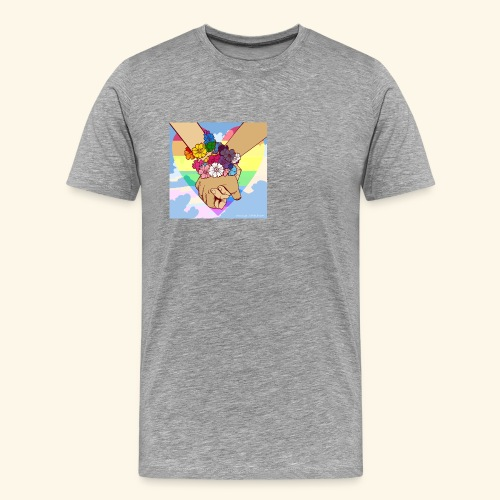 LGBTQ - Men's Premium T-Shirt