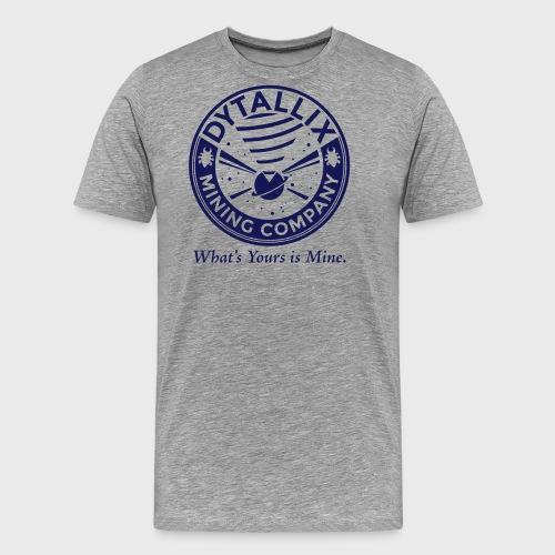 Star Trek Dytallix Conspiracy - Men's Premium T-Shirt