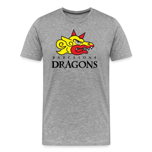 Barcelona Dragons - Men's Premium T-Shirt