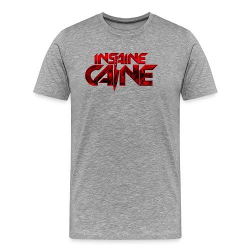 Insaine Caine - The Logo - Drop 2 - Men's Premium T-Shirt