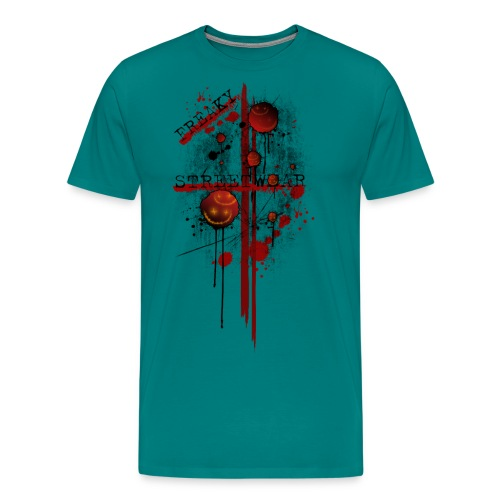freaky streetw(e)ar - Men's Premium T-Shirt